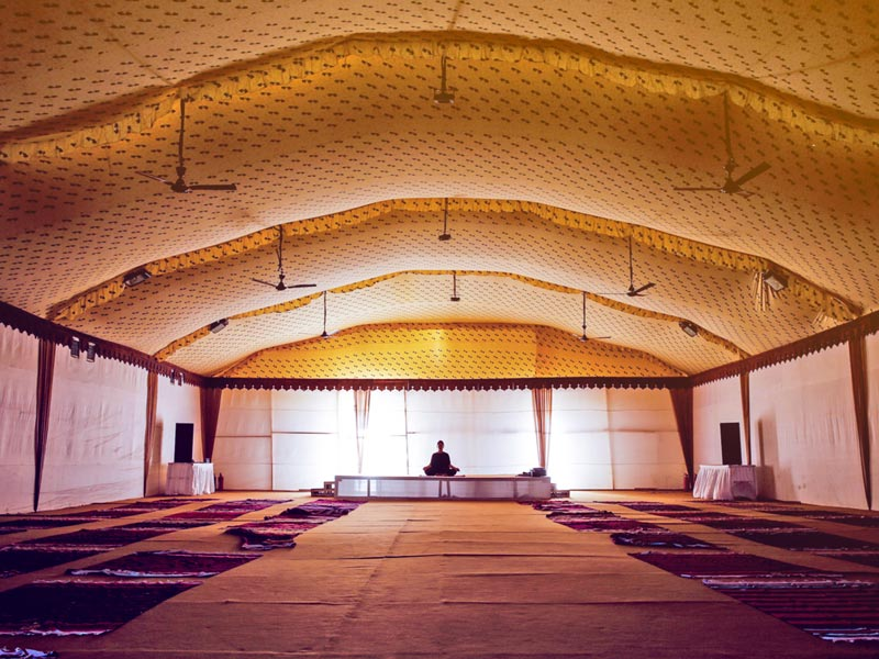 Rann Utsav Conference & Meditation Hall
