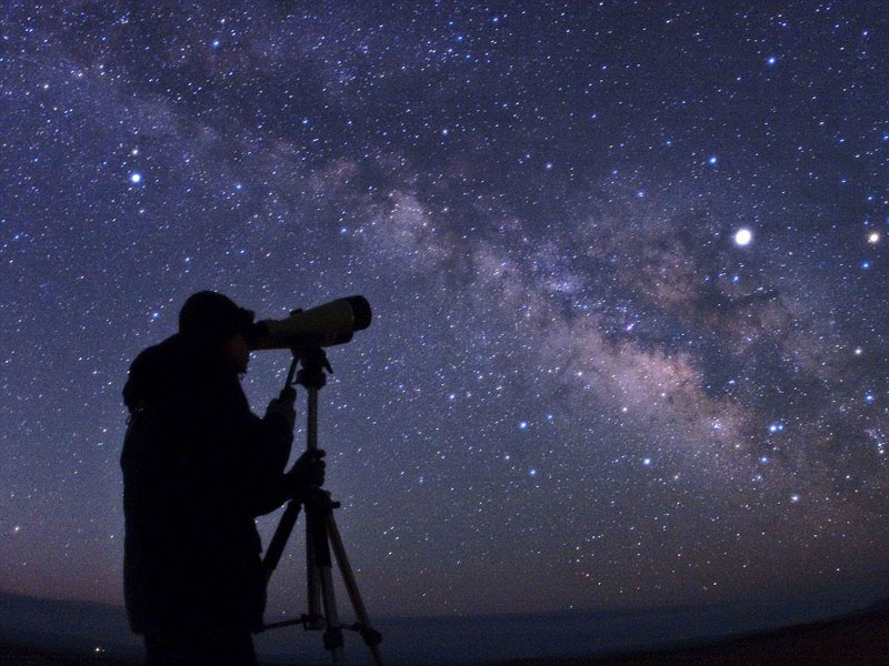 Stargazing destinations in India: Rann of Kutch